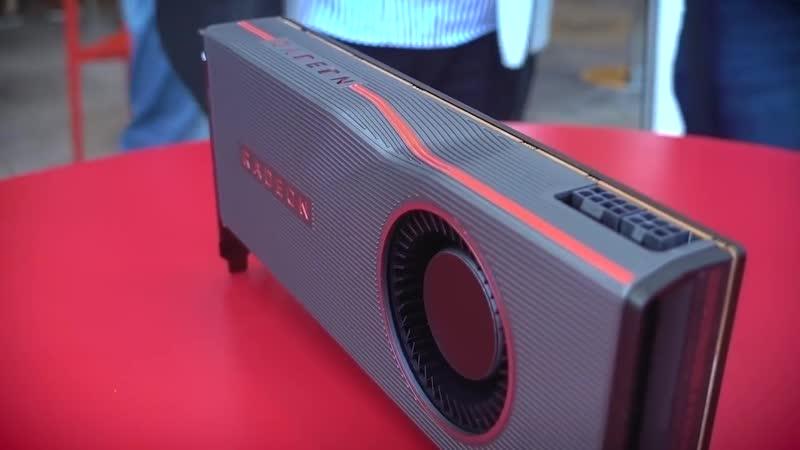 AMD догоняет или перегоняет Ryzen 3950X и RX 5700 XT