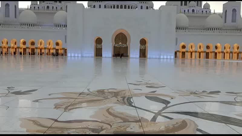 мечеть оаэ