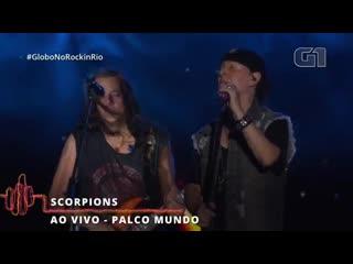 Scorpions - rock in rio 2019 (full show)