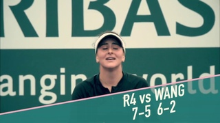 Bianca Andreescu Road to the BNP Paribas Open Finals
