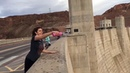 Water Defies Gravity at the Hoover Dam