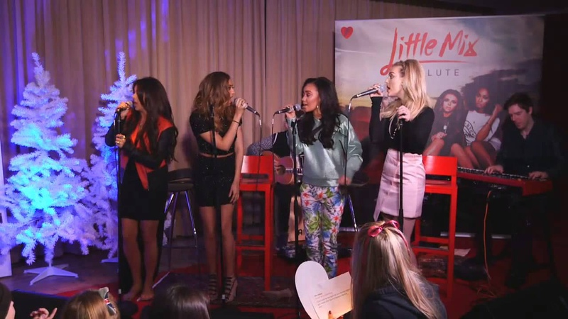 Little Mix - Move (Mixers Salute Party)