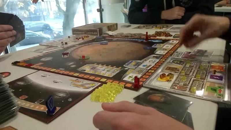 Чемпионат Санкт-Петербурга по Покорению Марса
