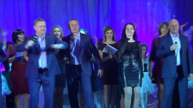 Краяни і Анжеліка Проценко (Сінєльнікова) - Такие новости. Фінал концерту, 29.12.2018