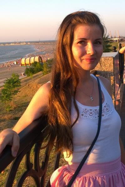 Олечка Семёнова