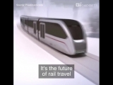 The future of rail travel, moving platforms by Priestmangoode