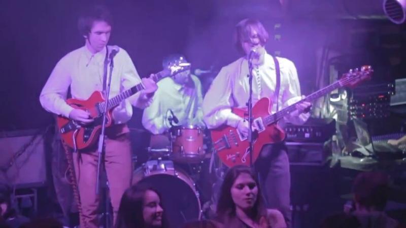 The Karovas Milkshake - Up Side Down Blues