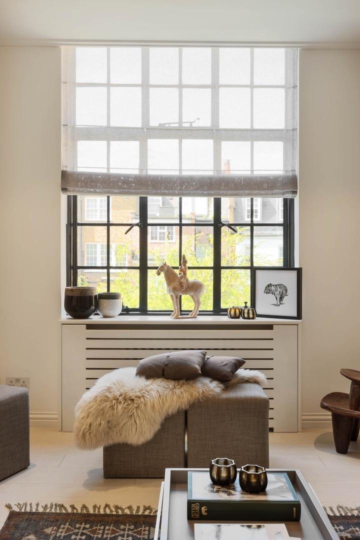 Квартира-студия в Лондоне