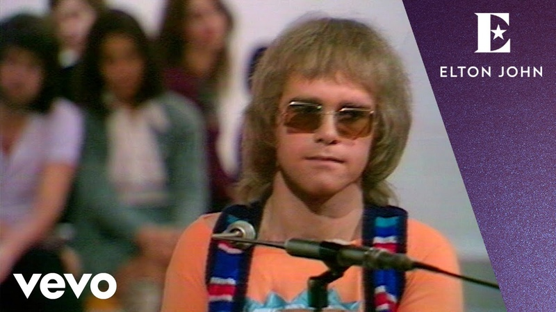 Elton John - Border Song (BBC In Concert 1970)