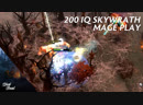 200 IQ Skywrath Mage Play
