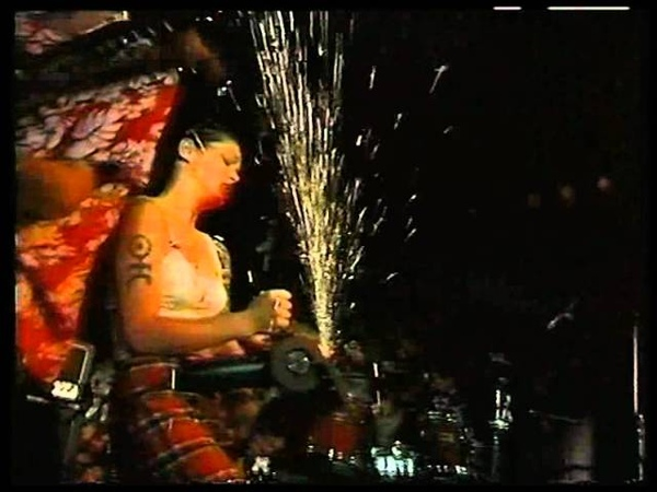 Frantic Flintstones - Alley Cat King - (live at Dingwalls, London, UK, 1992)
