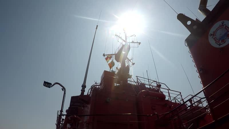 Search and Rescue vessel SAPFIR