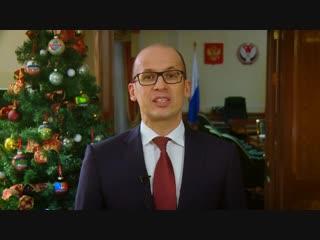 Поздравление Главы Удмуртии Александра Бречалова
