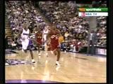 The NBA Legacy Первый матч Леброна в НБА 29_10_2003_ CLE CAVALIERS @ SAC KINGS