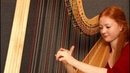 Inge van Grinsven арфа - Impromptu Caprice, Op. 9 муз. Henri Constant Gabriel Pierné