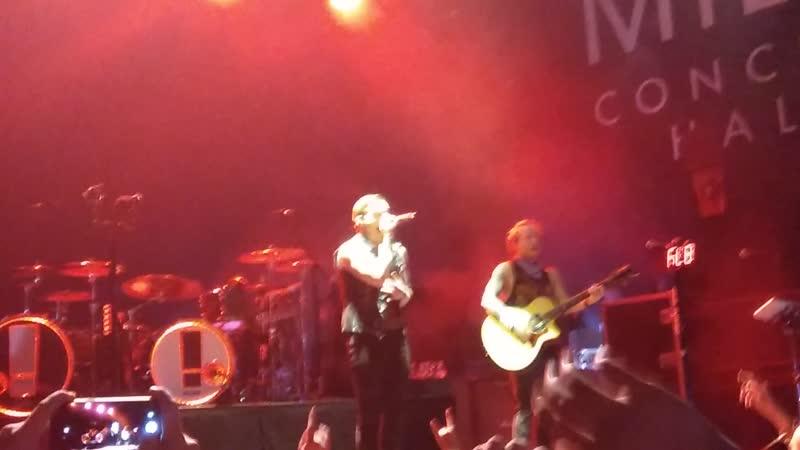 Shinedown - Call Me (live in Nizhny Novgorod 06.12.2018)