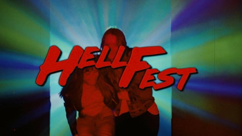 'Hell Fest' 80's Trailer