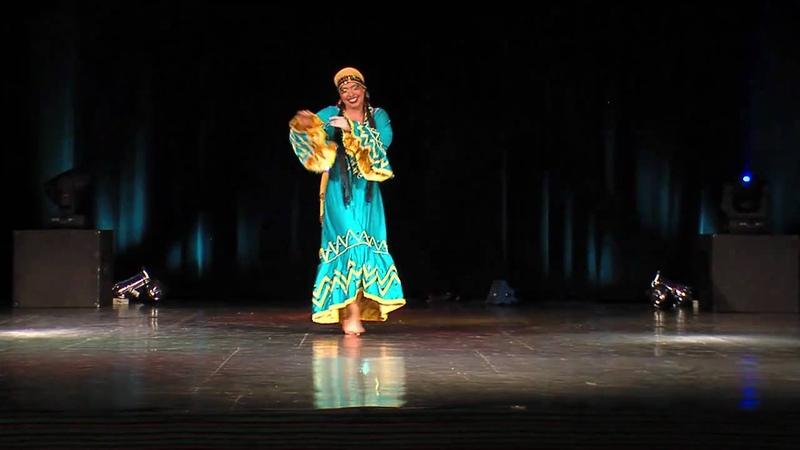 Suraiya - Nubian Dance - Show dedicated to Mahmoud Reda- Poland, Katowice - 09.2010- www.suraiya.pl
