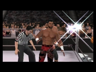 SFW Elimination Chamber 2 Part 2 (WWE SmackDown vs RAW 2011)