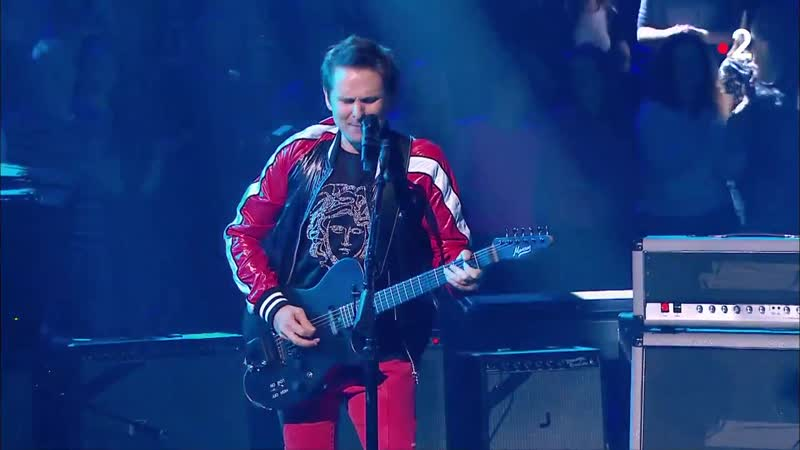 Muse at Taratata 2018