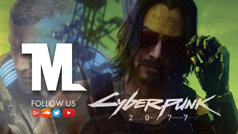 Cyberpunk 2077 - E3 2019 Trailer Song (Johnny Silverhand - Chippin' In) (Trailer Version)