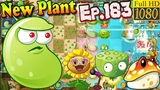 Plants vs. Zombies 2 (China) - Unlocked Laser Bean - Big Wave Beach Day 9 (Ep.183)