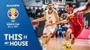 Montenegro v Latvia - Highlights - FIBA Basketball World Cup 2019 - European Qualifiers