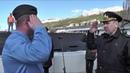 U Boot der Schwarzmeerflotte Weliki Nowgorod in Sewastopol in Dienst genommen