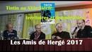 Tintin au XXIe Siècle: territoires et temporalités - ADH 2017