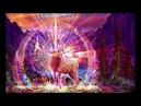 Psychedelic Visionary Art Visuals of Elk Song Wildlife ft. Simon Haiduk