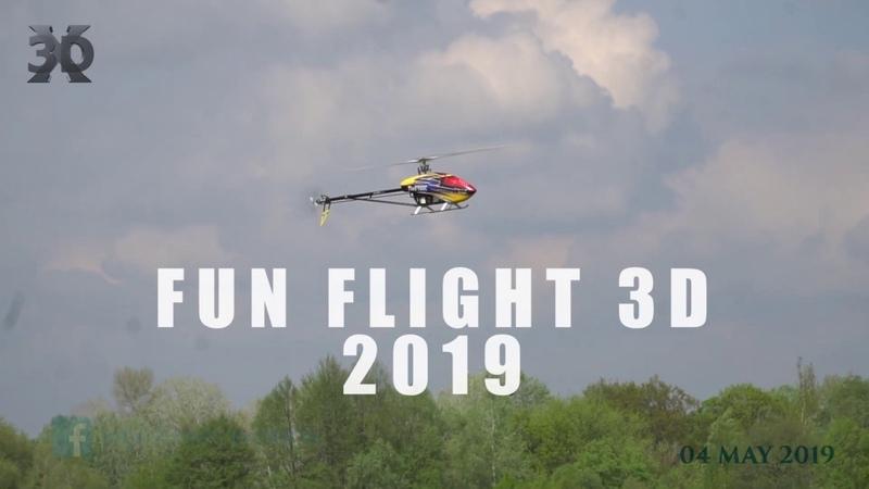 Fun Flight 3DX - 2019