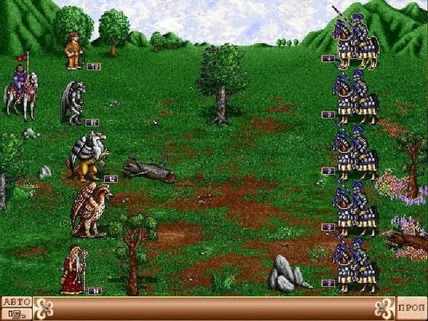 Взгляд в прошлое Выпуск 31 Heroes of Might and Magic II Некроманты 3