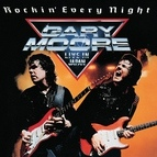 Gary Moore альбом Rockin' Every Night