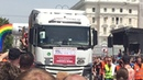 CONCHITA WURST Truck - EUROPRIDE 2019 / Regenbogenparade 2019 Vienna
