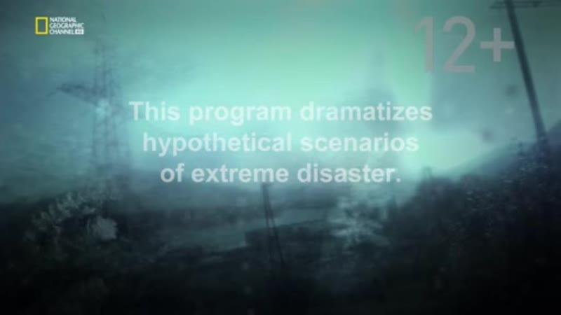 Эвакуация Земли. 4 серия - Затопленная Земля. Документальный фильм National Geographic