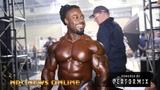 2018 Olympia Men's Bodybuilding Backstage Part 1