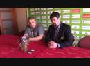 Витебск - U18. Пресс-конференция.