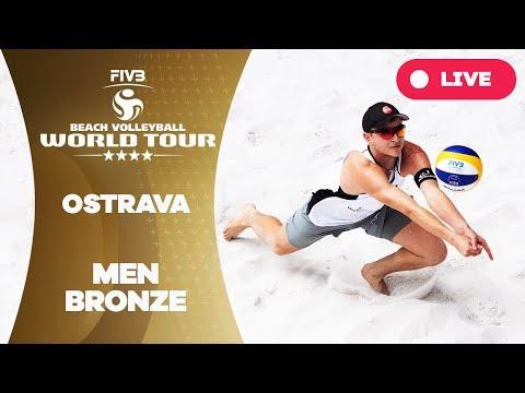 Ostrava 4-Star - 2018 FIVB Beach Volleyball World Tour - Men Bronze Medal Match