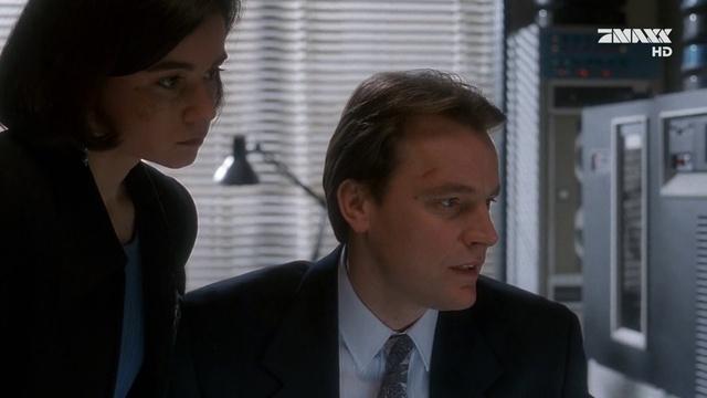 X Files s03e017 Толкач 17 серия 3 сезон
