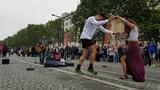 Youri Menna - Cover Eagle Eye Cherry Save Tonight - Paris Champs Elys