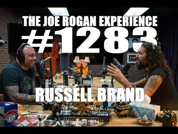 Joe Rogan Experience 1283 - Russell Brand