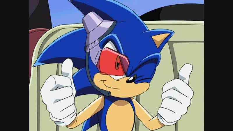 Sonic wanna runaway (remake)