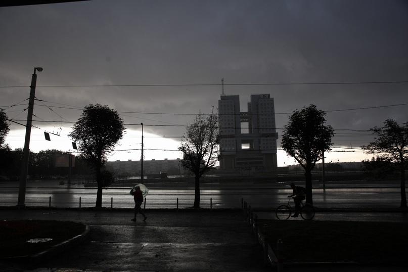 МЧС объявило штормовое предупреждение в Калининградской области