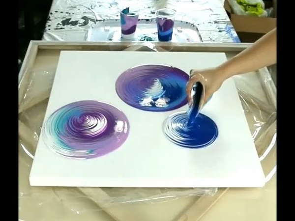 THE MOST SATISFYING ARTWORKS VIDEO COMPILATION 2 (Amazing ART)