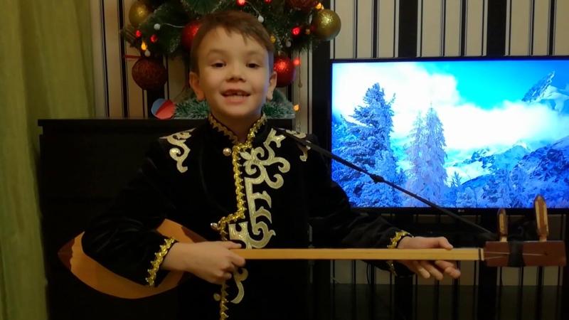 Jаҥы јылла - С Новым Годом Новогоднее поздравление от Ратибора Александровича Ялатова😉