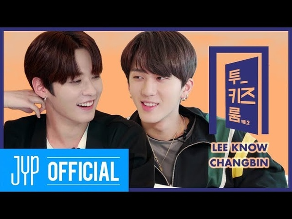 [Two Kids Room(투키즈룸)] VOL.2 Ep.03 Lee Know X Changbin