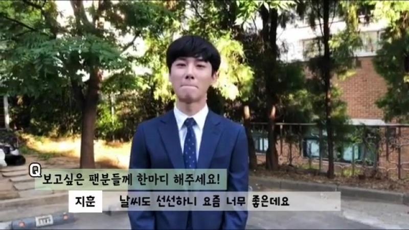 20 сентября; агентство Джи Хуна обновил свой аккаунт в инстаграме (@.management_koo) :