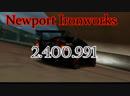 NFS Carbon / Drift / Newport Ironworks / 2.400.991 / Lancer EVO9 / Keyboard /