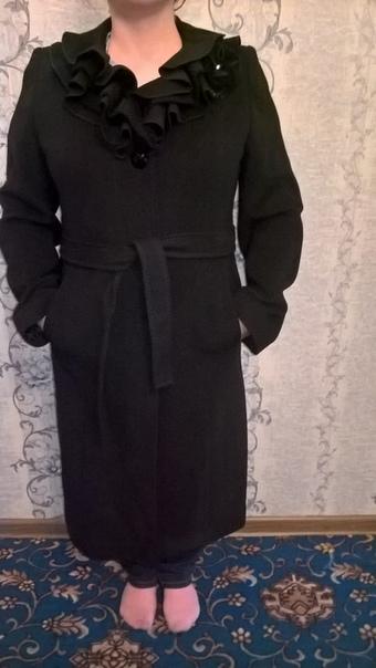 Продам пальто 52-54