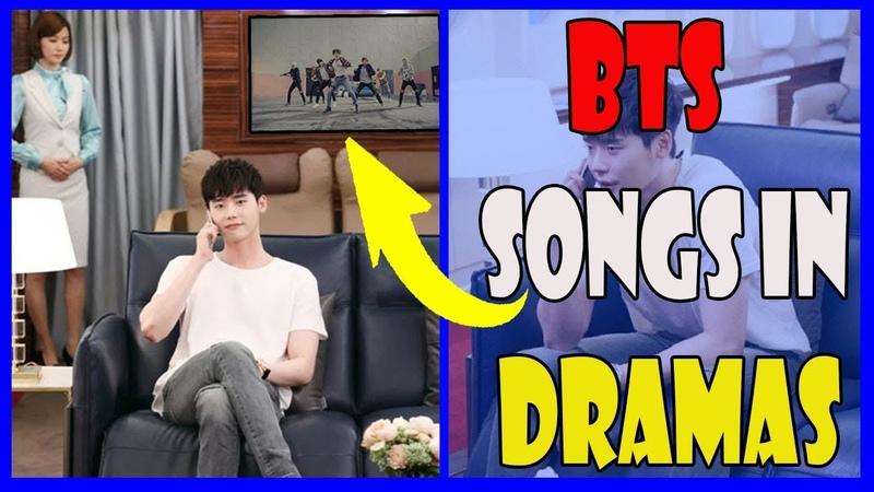 BTS SONGS IN DRAMAS | Hwarang Goblin | KPOP ASIAN KING